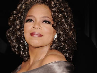 how old is oprah winfrey
