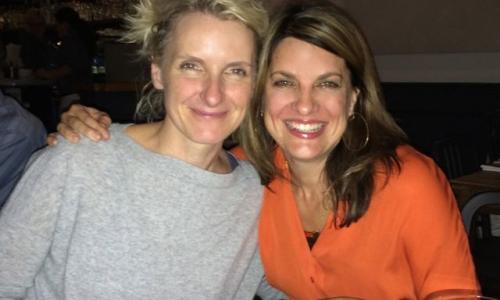 Dinner in Boulder, CO with Elizabeth Gilbert
