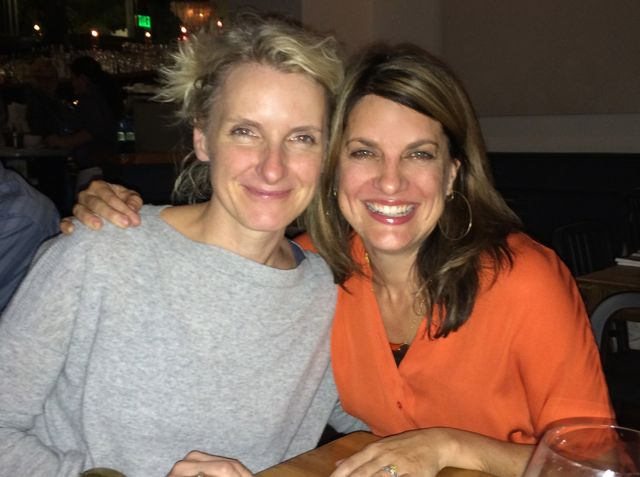 Dinner in Boulder, CO with Elizabeth Gilbert