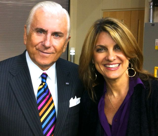 Nido Qubein in Asheville with Christine Kane