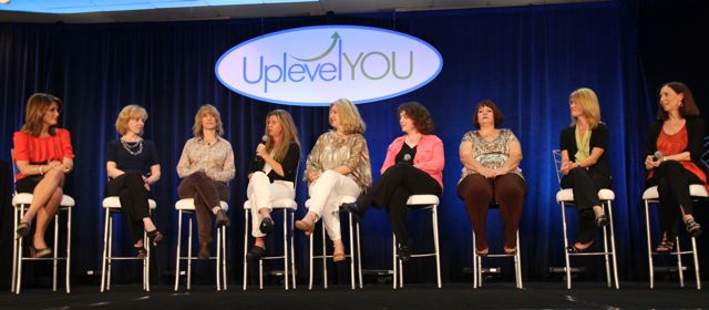 Christine Kane's Uplevel Your Purpose Event