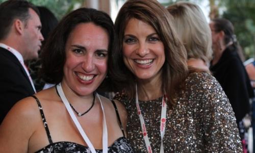 Heather Dominick and Christine Kane