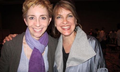Martha Beck and Christine Kane