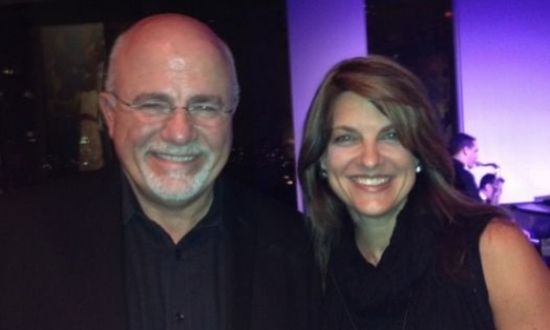 Dave Ramsey & Christine Kane at Business Gets Personal