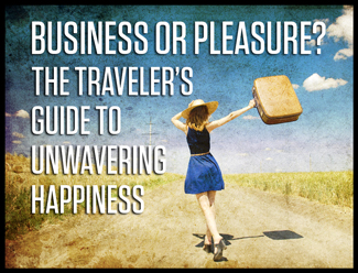The Traveler's Guide to Unwavering Happiness by Christine Kane, Uplevel You