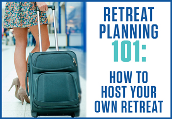 How to Plan and Host a Retreat by Christine Kane