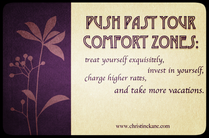 Comfort Zones Edited