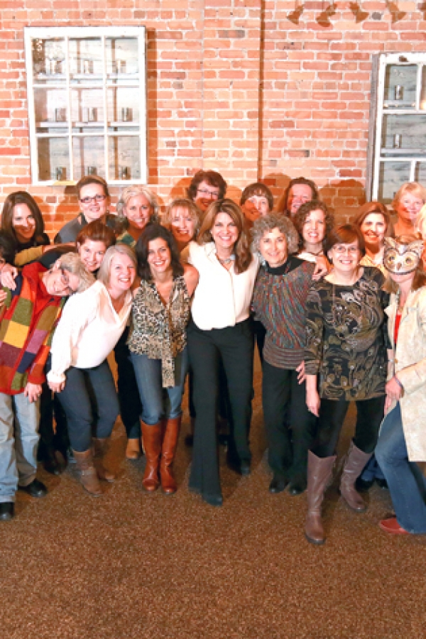 Christine Kane's Uplevel Academy Two-Day Mastermind Retreat October 2013