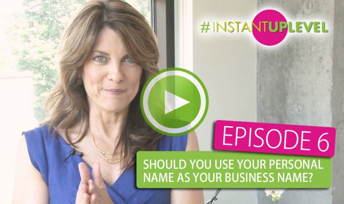 Should You Use Your Own Name for Your Business?