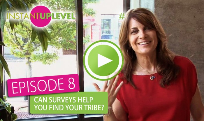Can Surveys Help You Find Your Tribe?