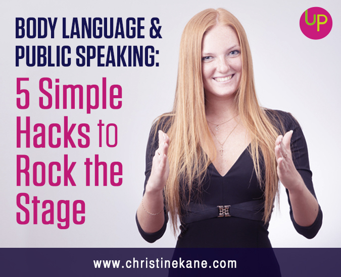 Body Language and Public Speaking: 5 Simple Hacks to Rock the Stage