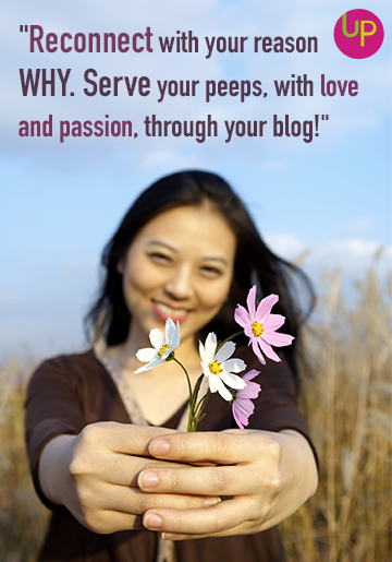 motivated about your blog