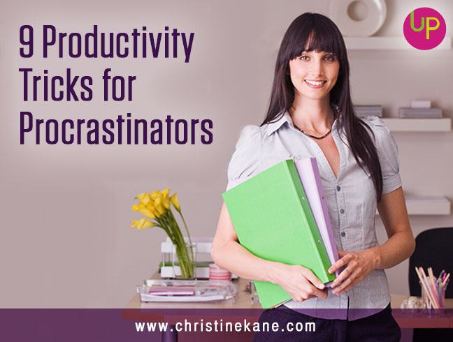 9 Productivity Tricks for Procrastinators