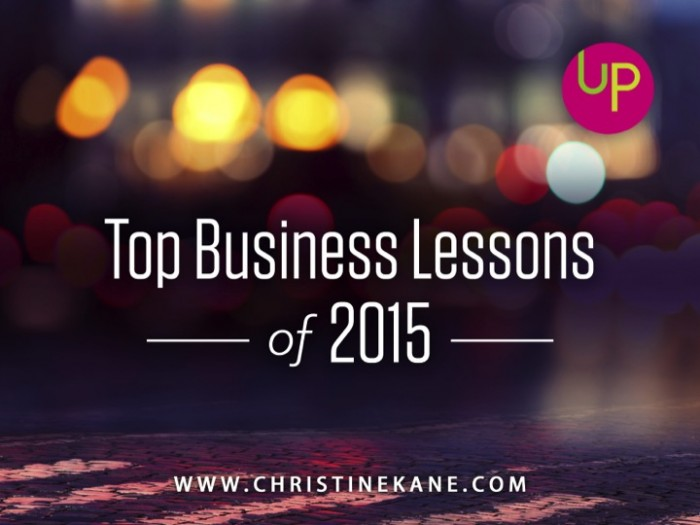 [Slideshow] Top Business Lessons of 2015