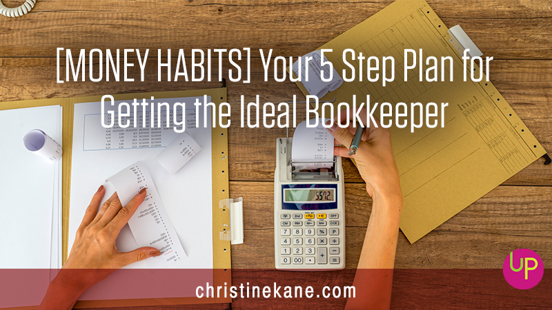 Ideal bookkeeper