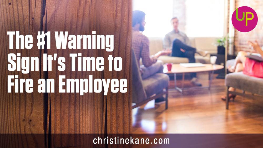 fire an employee