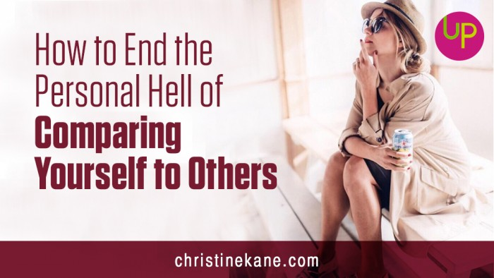 How to End the Personal Hell of Comparing Yourself to Others