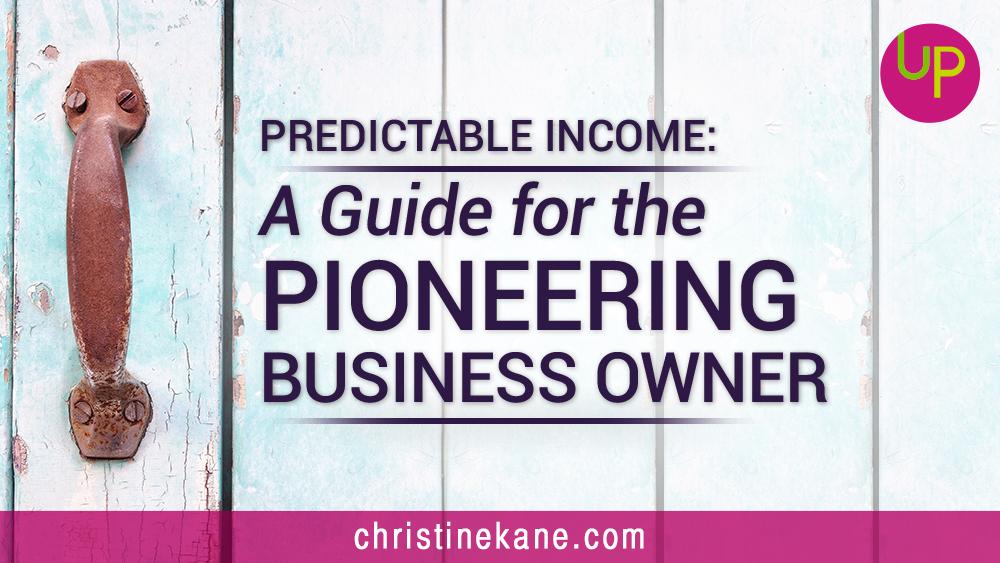 predictable income