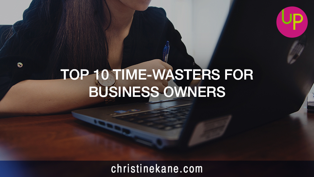 Time-Wasters for Business Owners