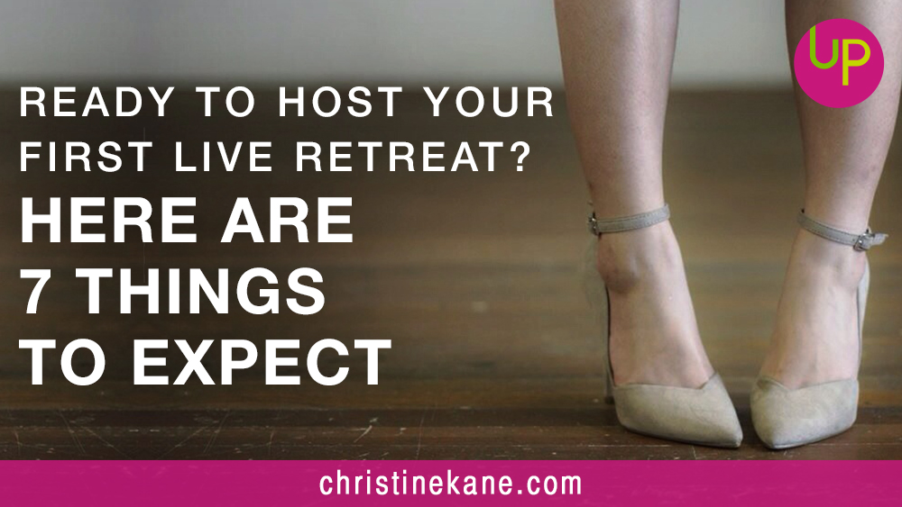 Ready to Host Your First Live Retreat? Here Are 7 Things to Remember