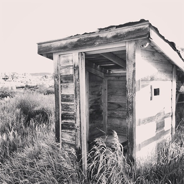 Accessing Gratitude (My Peruvian Outhouse Story)